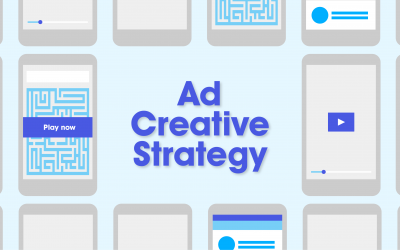 Ad creative strategy
