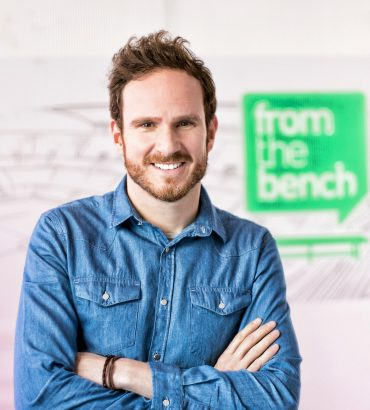 David Cremades Beltran, CMO at From The Bench S.L.